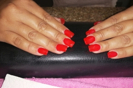 Red-Gel-Color-Migliore-Nails-Nail-Art-in-Kathmandu-Nepal-2