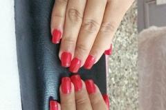 Red Gel Color